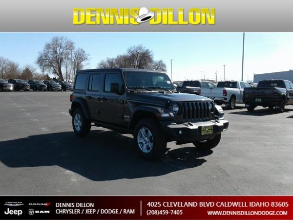 2019 Jeep Wrangler in Caldwell, ID