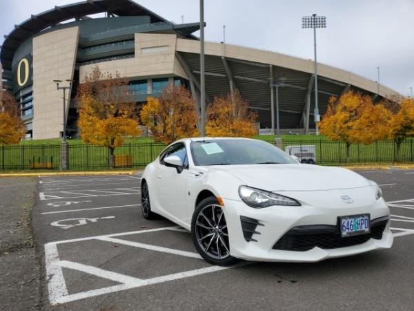 2017 Toyota 86 86