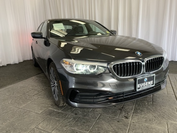 2019 BMW 5 Series in Eugene, OR