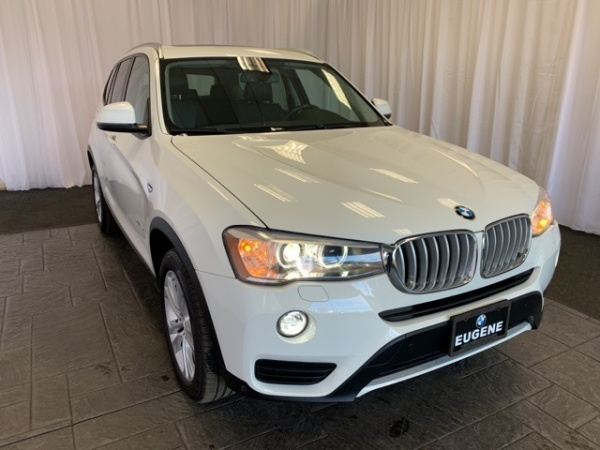 2017 BMW X3 in Eugene, OR