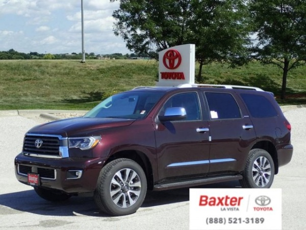 2019 Toyota Sequoia in La Vista, NE