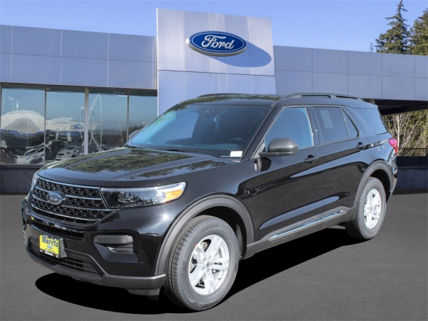 2020 Ford Explorer in Lynnwood, WA