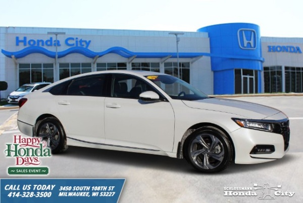 Honda City Milwaukee >> 2019 Honda Accord Ex L 2 0t Automatic For Sale In Milwaukee