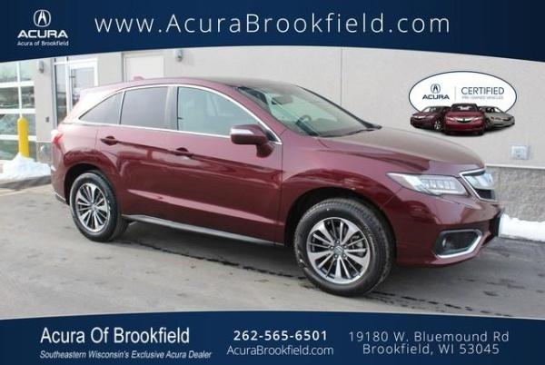 2017 Acura RDX in Brookfield, WI