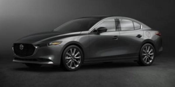 2019 Mazda Mazda3 with Preferred Package