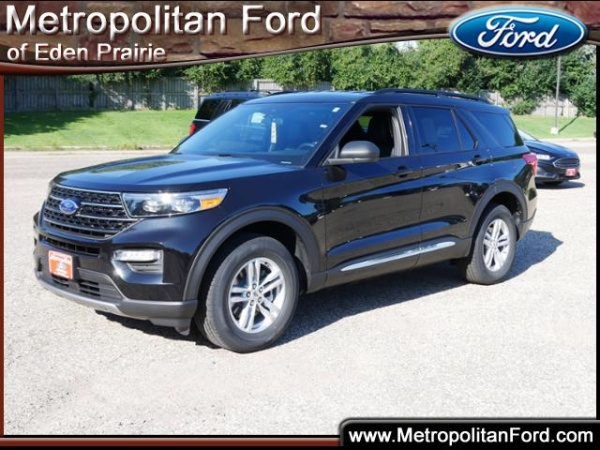 2020 Ford Explorer in Eden Prairie, MN