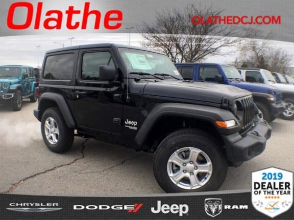 2020 Jeep Wrangler in Olathe, KS