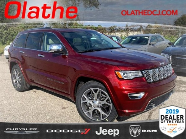 2020 Jeep Grand Cherokee in Olathe, KS