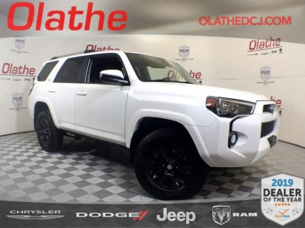 2019 Toyota 4Runner in Olathe, KS