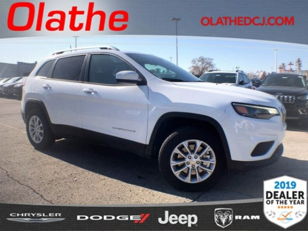 2020 Jeep Cherokee in Olathe, KS