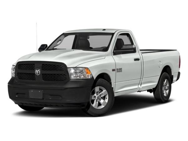 2018 Ram 1500 Tradesman
