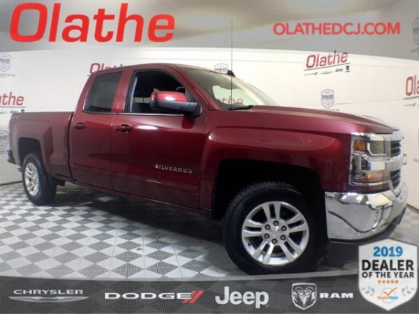 2016 Chevrolet Silverado 1500 in Olathe, KS
