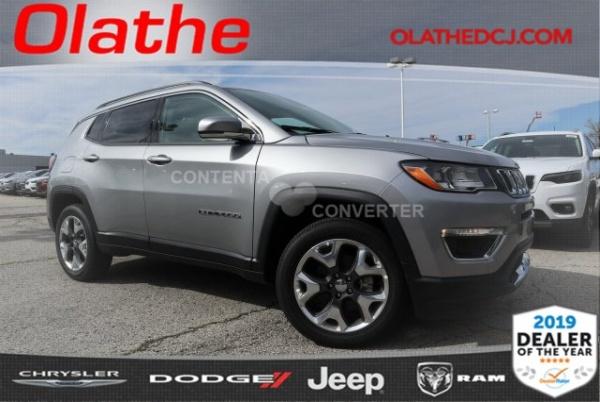 2020 Jeep Compass in Olathe, KS