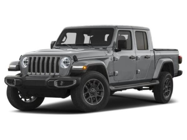 2020 Jeep Gladiator Unknown