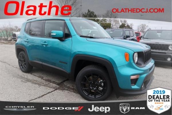 2020 Jeep Renegade in Olathe, KS