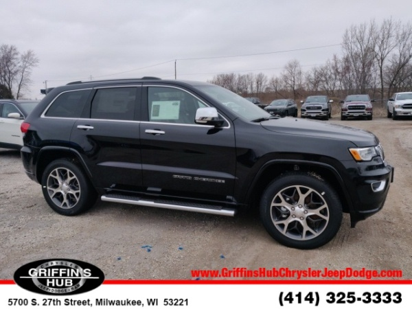 2019 Jeep Grand Cherokee in Milwaukee, WI