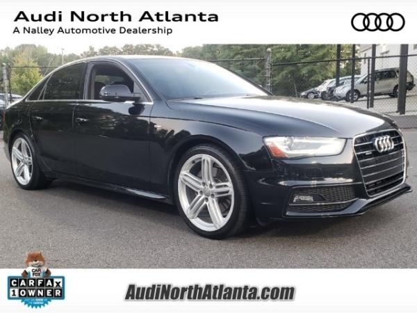 2013 Audi A4 in Roswell, GA