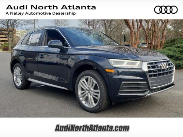 2020 Audi Q5 in Roswell, GA