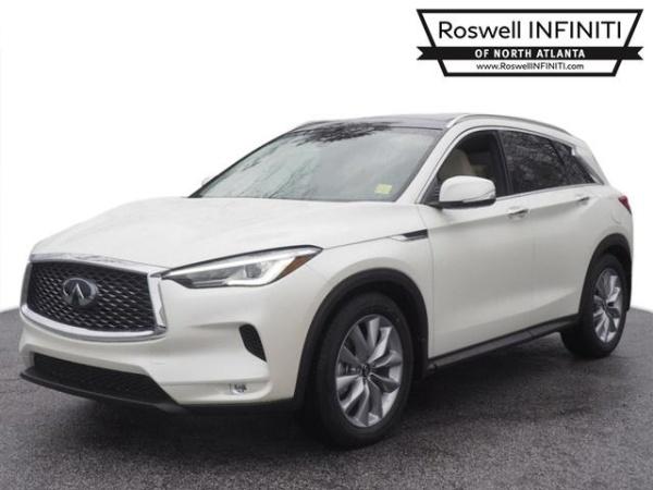 2020 INFINITI QX50 in Roswell, GA