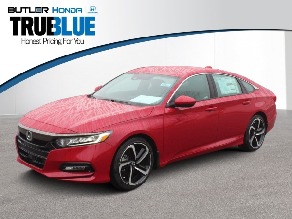 2020 Honda Accord in Milledgeville, GA