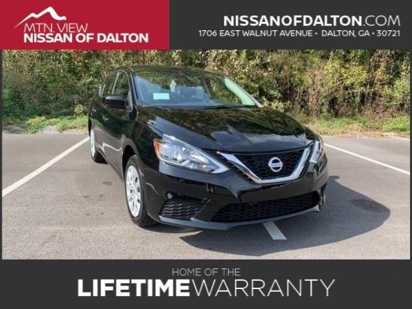 2019 Nissan Sentra in DALTON, GA