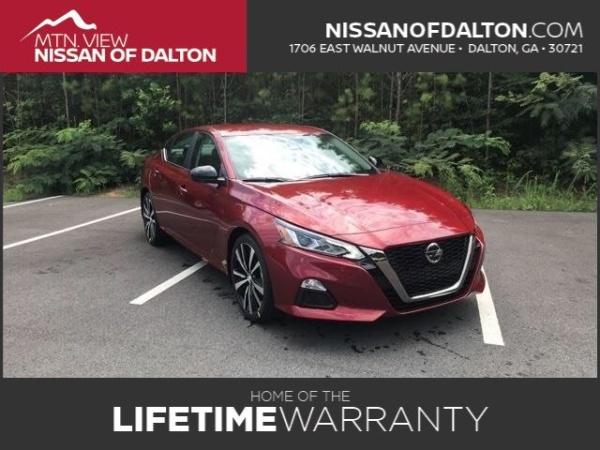 2020 Nissan Altima in DALTON, GA