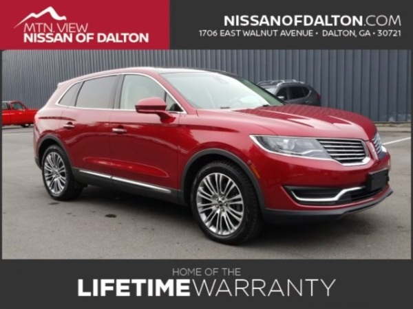 2016 Lincoln MKX in DALTON, GA
