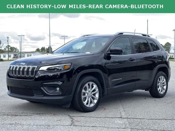 2019 Jeep Cherokee in Statesboro, GA