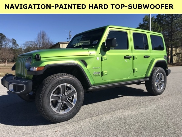 2019 Jeep Wrangler in Statesboro, GA