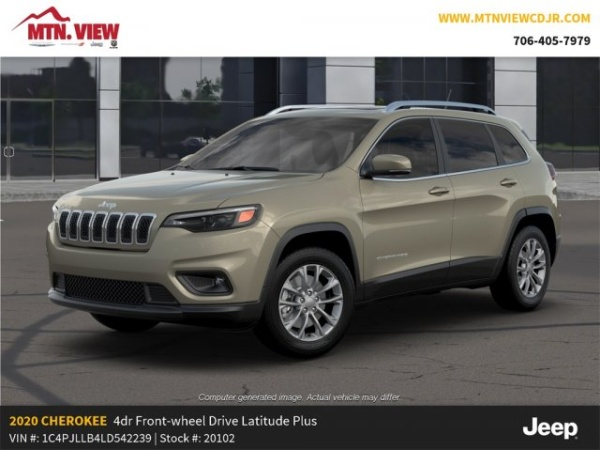 2020 Jeep Cherokee in Ringgold, GA