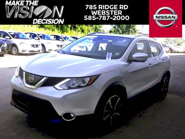 2017 Nissan Rogue Sport in Webster, NY