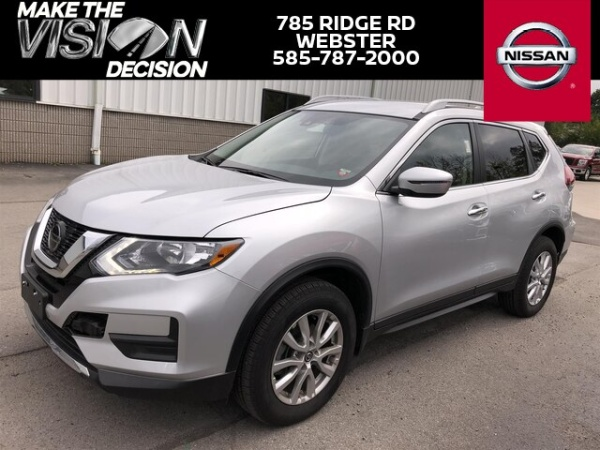 2019 Nissan Rogue in Webster, NY