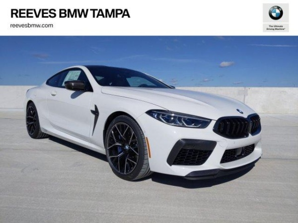 2020 BMW M8 in Tampa, FL