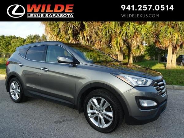 2015 Hyundai Santa Fe Sport in Sarasota, FL