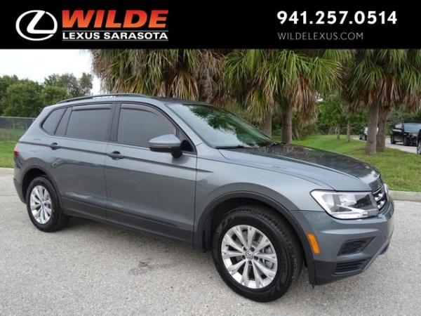 2018 Volkswagen Tiguan in Sarasota, FL