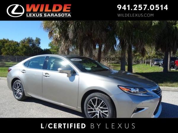 2016 Lexus ES in Sarasota, FL
