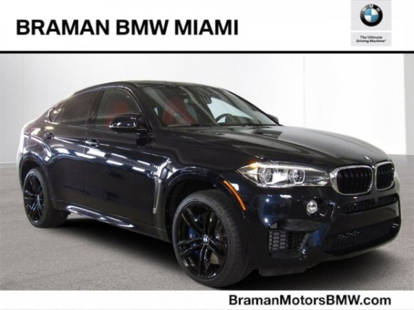2019 BMW X6 Sports Activity Coupe