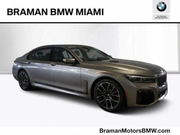 2021 BMW 7 Series in Miami, FL