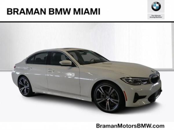 2020 BMW 3 Series in Miami, FL