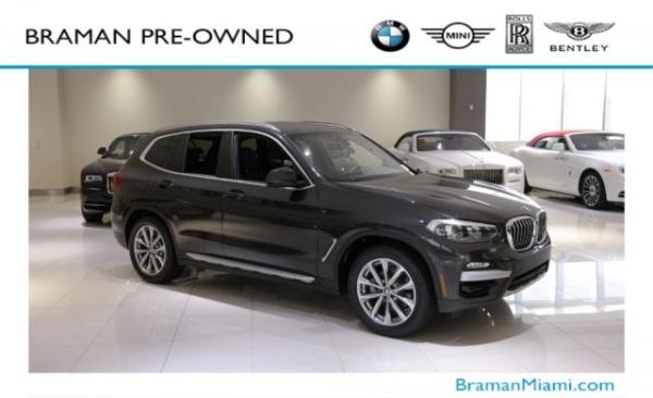 2019 BMW X3 in Miami, FL