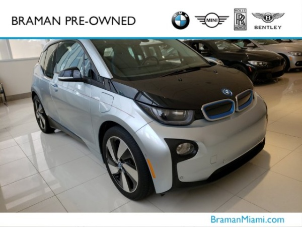 2017 BMW i3 in Miami, FL