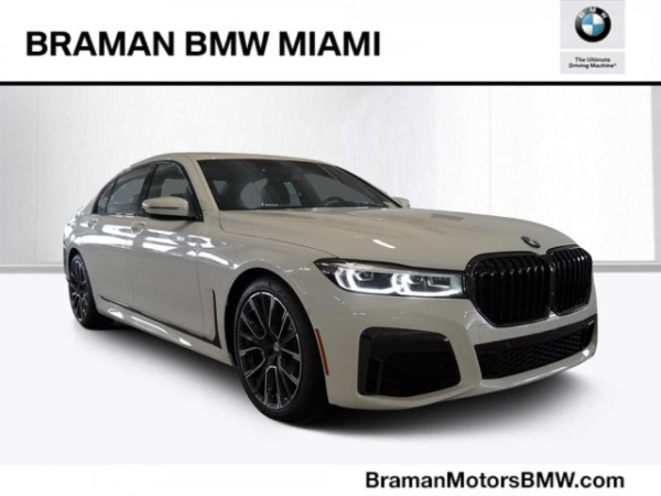 2020 BMW 7 Series in Miami, FL