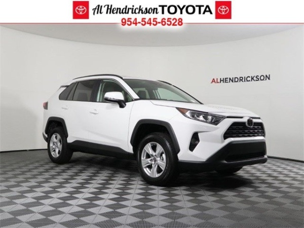 2019 Toyota RAV4 in Coconut Creek, FL