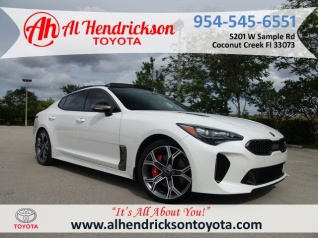 Used Kia Stinger For Sale Search 121 Used Stinger Listings Truecar