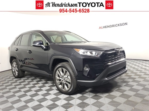 2020 Toyota RAV4 in Coconut Creek, FL