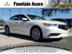2020 Acura TLX 2.4L FWD with Technology Package for Sale in Orlando, FL
