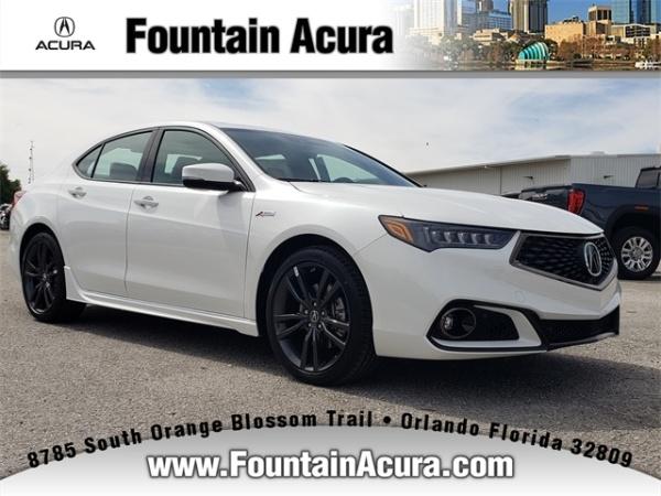 2020 Acura TLX in Orlando, FL