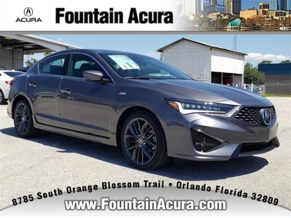 2020 Acura ILX in Orlando, FL