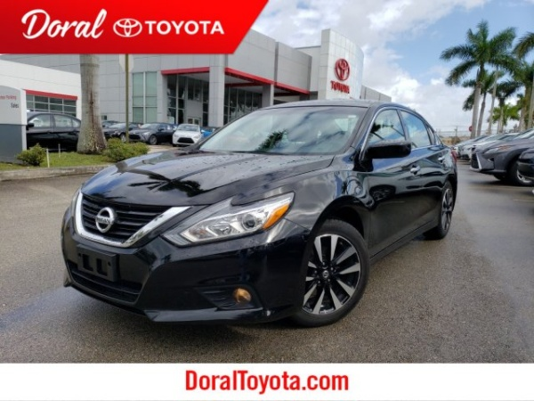 2018 Nissan Altima in Doral, FL