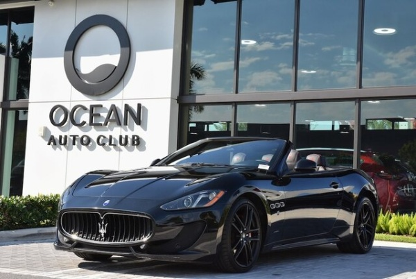 2016 Maserati GranTurismo in Doral, FL